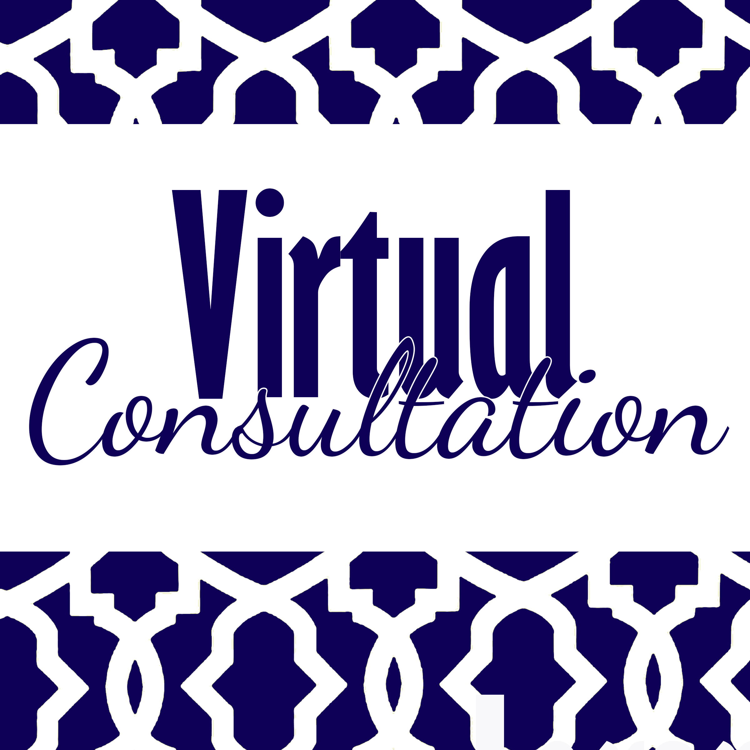 Virtual Interior Design consultation with CDHardesty Designs